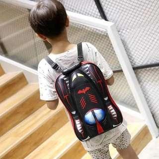 Children Cars Backpack