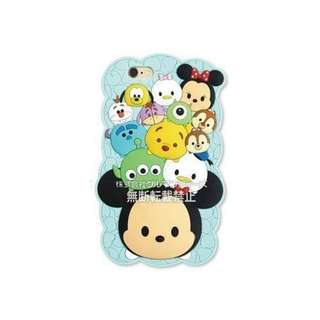 Disney Tsum Tsum iPhone 6 3D Animal Soft Silicon Jacket
