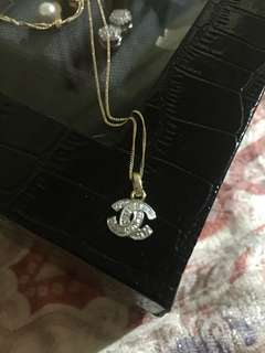 18K Japan Gold/Diamond