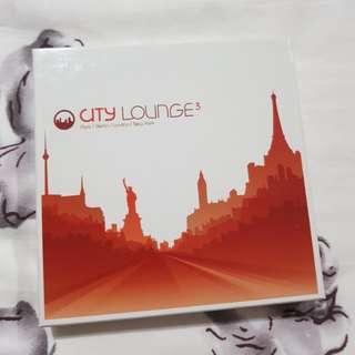 City Lounge 3 - Various (4 CDs)