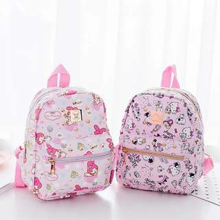 Children Small Backpack