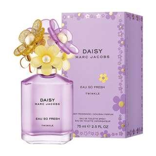 Parfum Original Marc Jacobs Daisy Eau so Fresh Twinkle