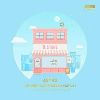 Astro - Dream part 1