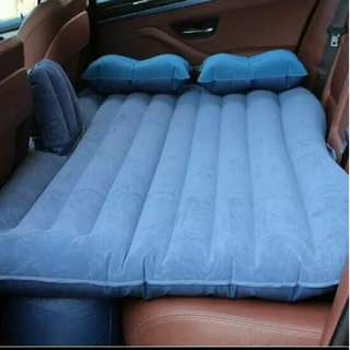 Kasur mobil/Matras angin Outdoor Indoor ? Travel Bed On Car