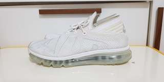 Nike Airmax Flair/Triple White US8 EUR41