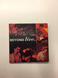 Beyond live dual cd