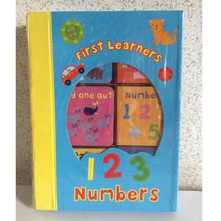 New First Learners 123 Numbers