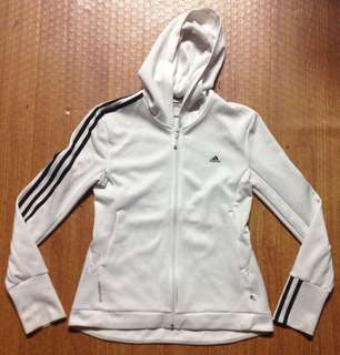 Adidas Hoodie Jacket Women Authentic