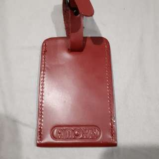 Rimowa luggage Tag (used)