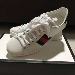 Gucci 'New Ace' Sneakers