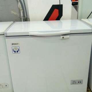 Gassio chest freezer 100 liter kredit cepat tanpa CC