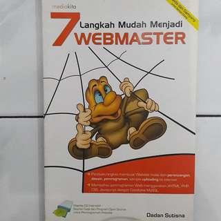 7 Langkah Mudah Menjadi Webmaster