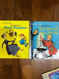 Little Golden books - Walt Disney classic