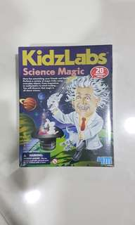 Kidz Labs Science Magic