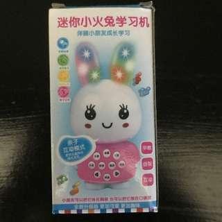 (BN) Mini white rabbit children learning machine