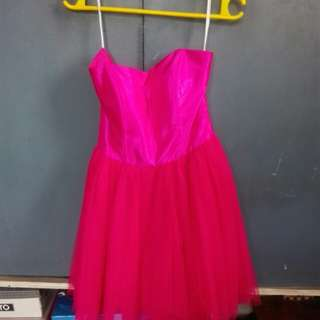 FOR RENT! Pink Cocktail Dress