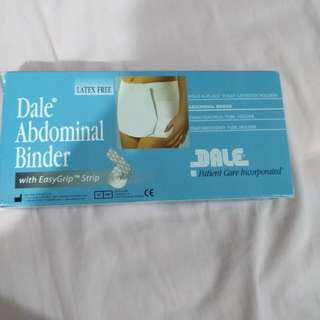 Dale Abdominal Binder. Latex Free