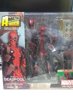 海洋堂 山口式 死侍 Amazing Yamaguchi Deadpool