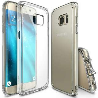 Original Ringke Fusion Clear Case Samsung Galaxy S7 EDGE
