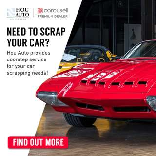 Hou Auto | Need to scrap your car?