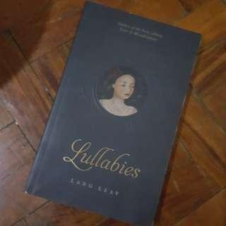 Lullabies lang leav