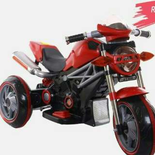 New Ducatti Motor