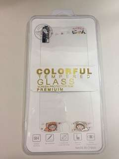 小丸子手機玻璃螢幕貼 Mon貼 i phone