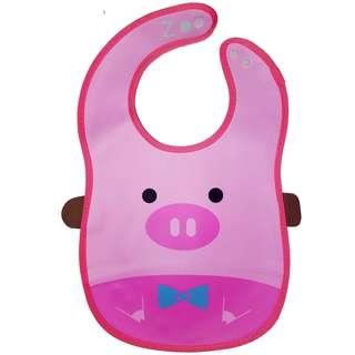 Pig Animal Baby bib