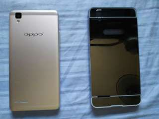 Oppo F1f /Ready Swap Any Mobiles