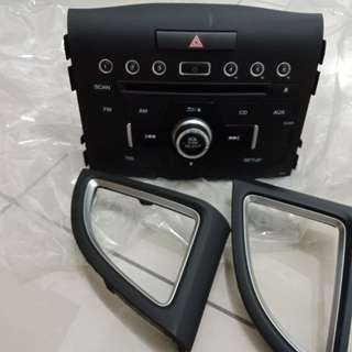 Honda CRV original audio player