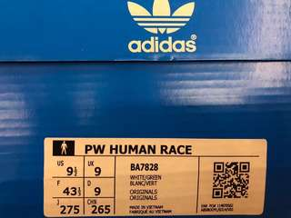 "PW Tennis HU ""Human Race"""