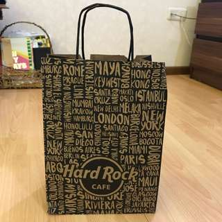 Paperbag Hard Rock