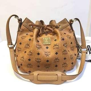 Authentic M*M Bucket Bag