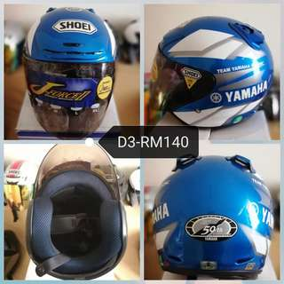 Shoei jf2 yamaha copy