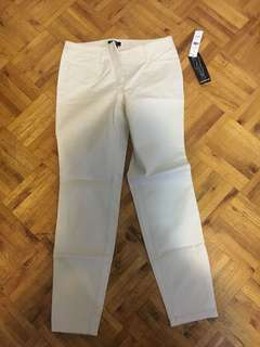 White Pants Jacob Brand New