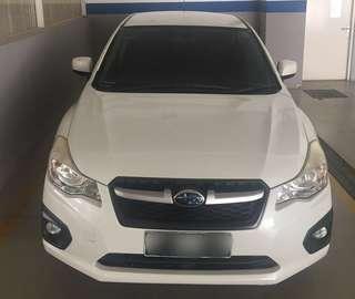 Subaru Impreza 1.6i-S