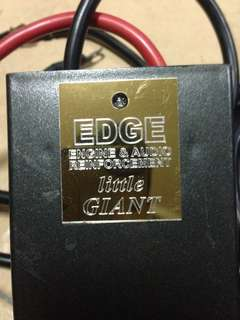 VOLTAGE STABILIZER - EDGE ENGINE & AUDIO REINFOREMENT