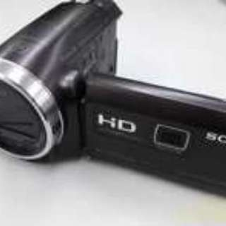 Sony Handycam video camera PJ675