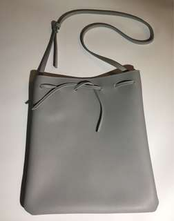 Light Grey Sling bag