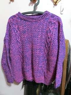 🚚 暈染毛衣
