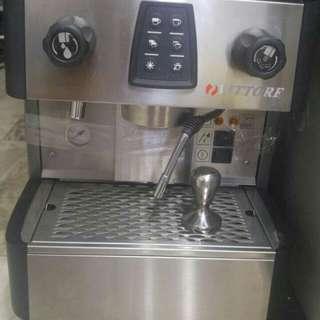 Espresso Machine + Grinder