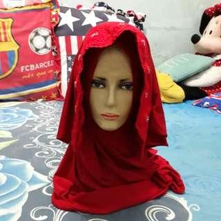 Hijab instan cantix