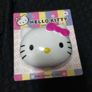 Hello Kitty 3D Contact Lens Casing