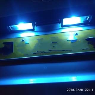 LED super bright t10