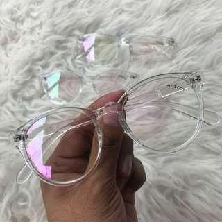 Moscot Optical Transparent 2378