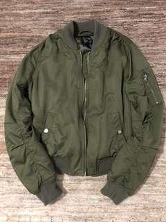 Top shop bomber jacket