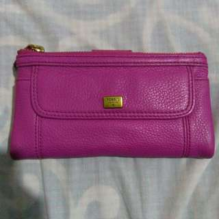 Dompet fossil ori/fossil emma wallet/fossil authentic