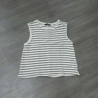 MNG striped top (XS)