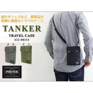 PORTER TOKYO JAPAN 證件 多用途袋