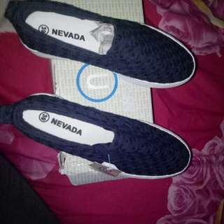 Nevada shoes new slip on